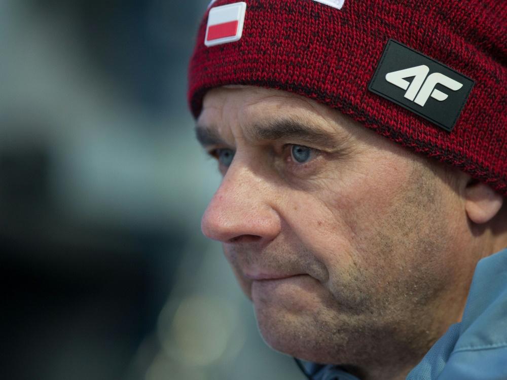 Horngacher folgt als Bundestrainer auf Schuster