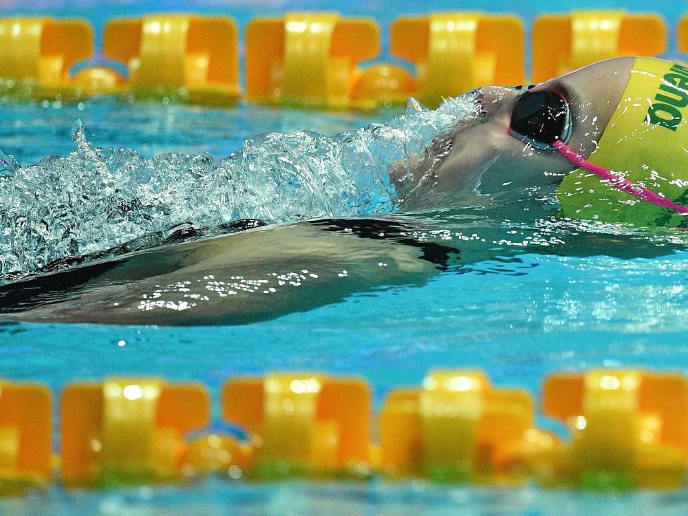 McKeown stellte neuen Weltrekord auf