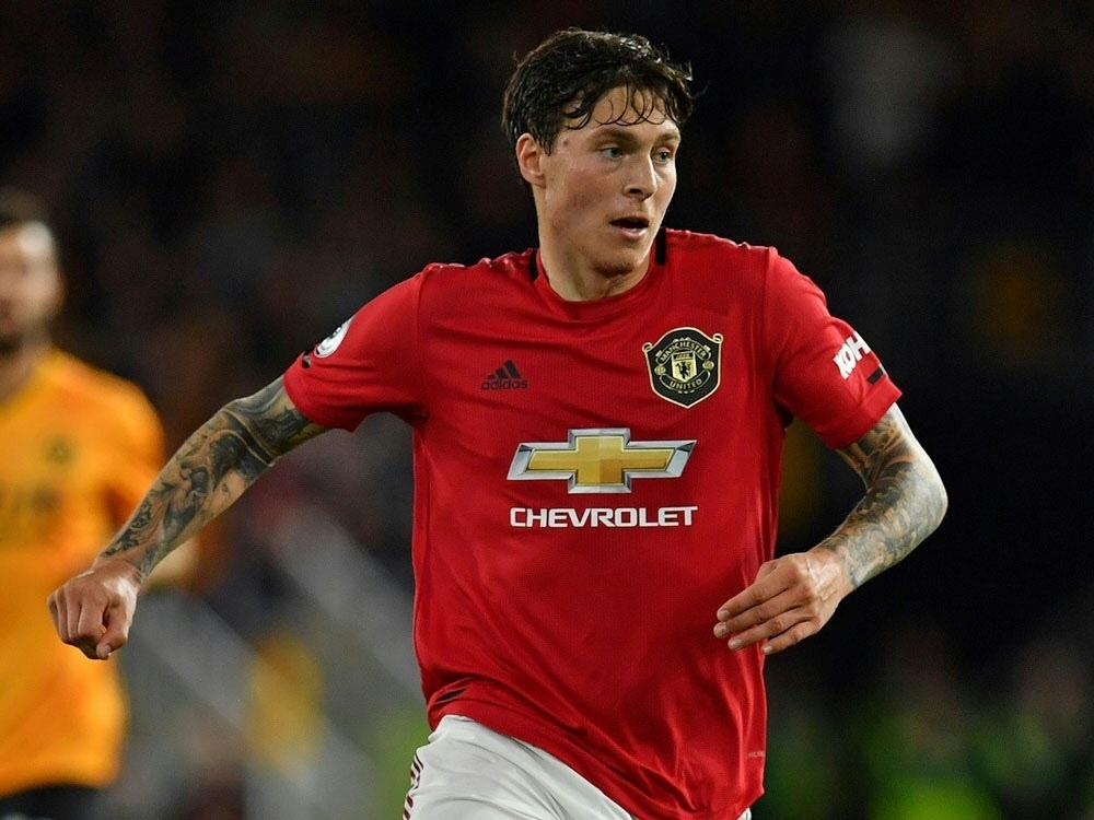 Manchester United bindet Lindelöf bis 2024