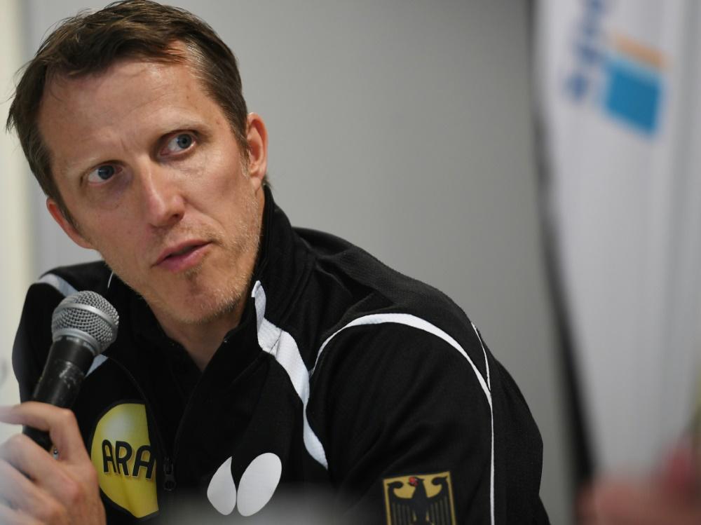 Jörg Roßkopf gegen Olympische Spiele im Sommer