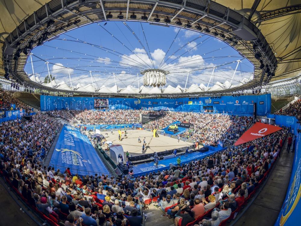 Das Turnier wird vom 14. bis 19. August am Hamburger Rothenbaum ausgetragen