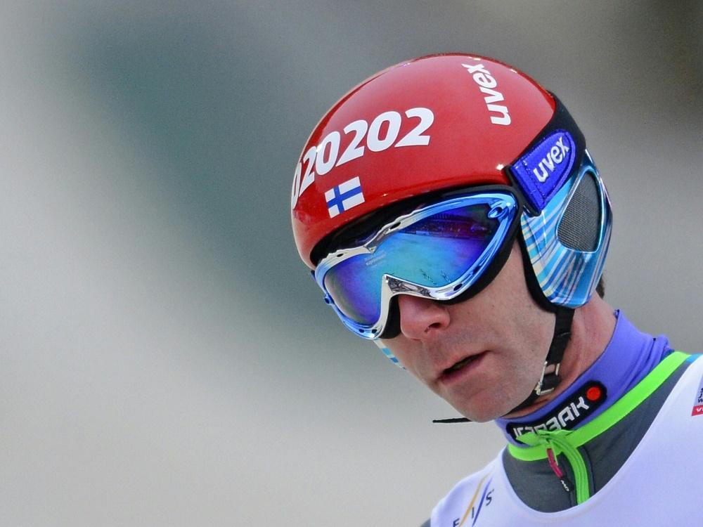 Janne Ahonen tritt zum dritten Mal zurück