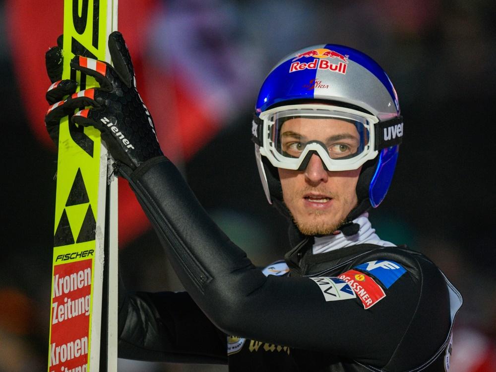 Gregor Schlierenzauer möchte wieder angreifen
