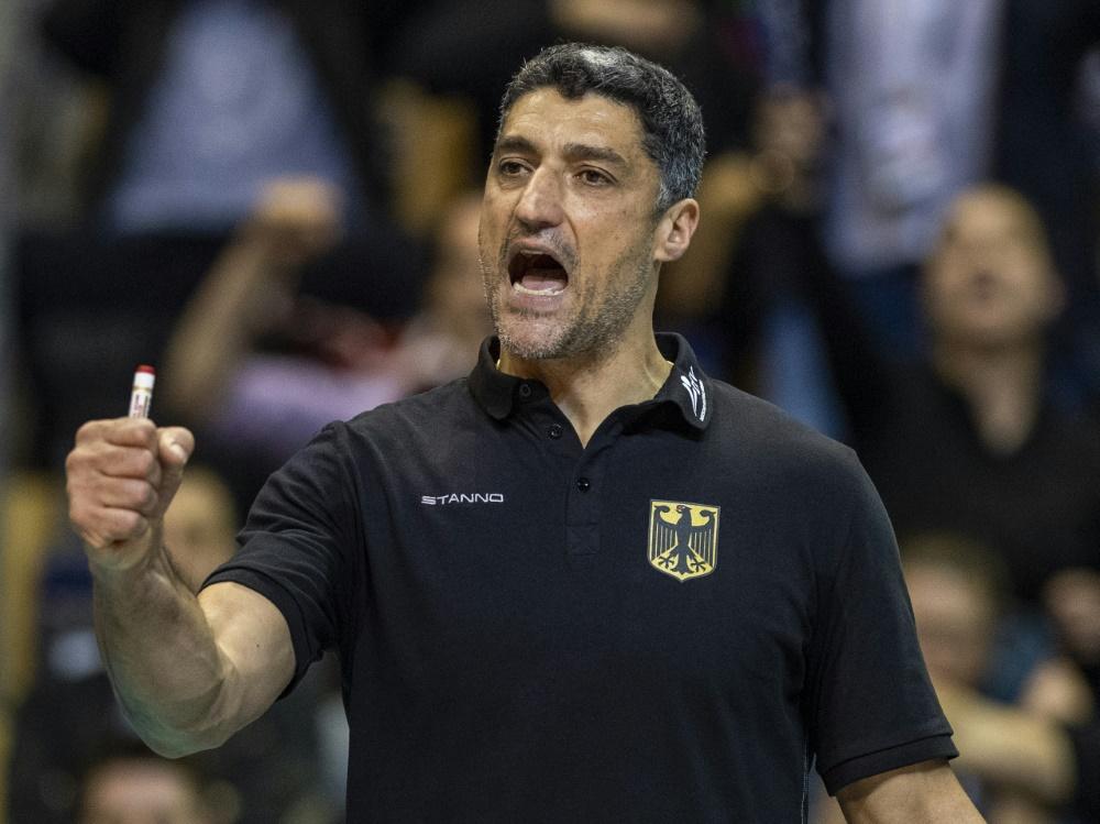 Bundestrainer Giani optimistisch für die Zukunft