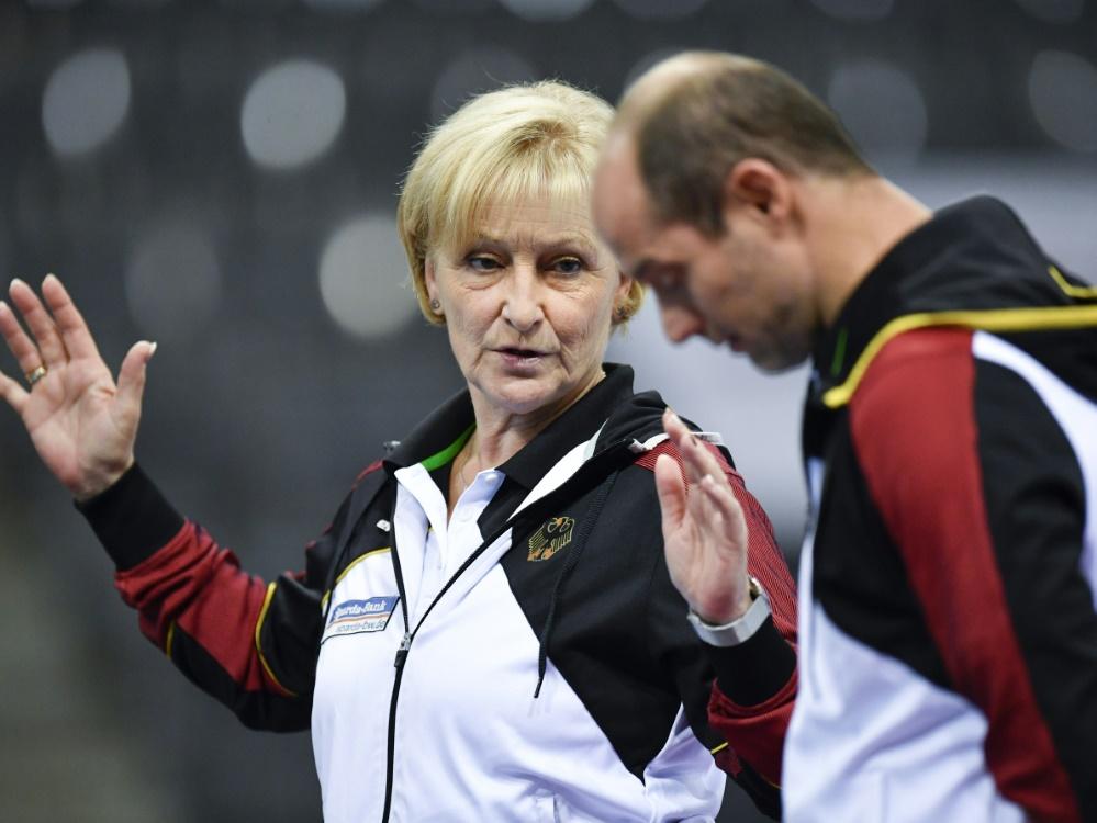 Ulla Koch (l.) feiert 65. Geburtstag