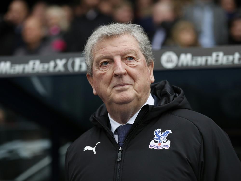 Roy Hodgson hat seinen Vertrag verlängert