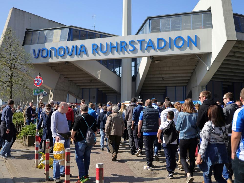 VfL Bochum spielt wieder vor 20.000 Fans