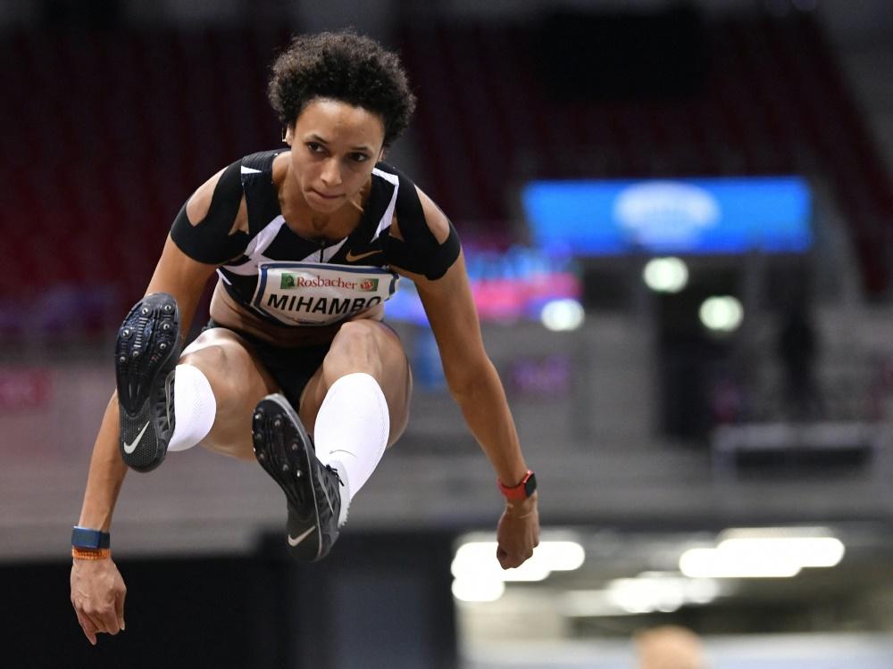 Weltmeisterin Mihambo zählt zu den DLV-Hoffnungen
