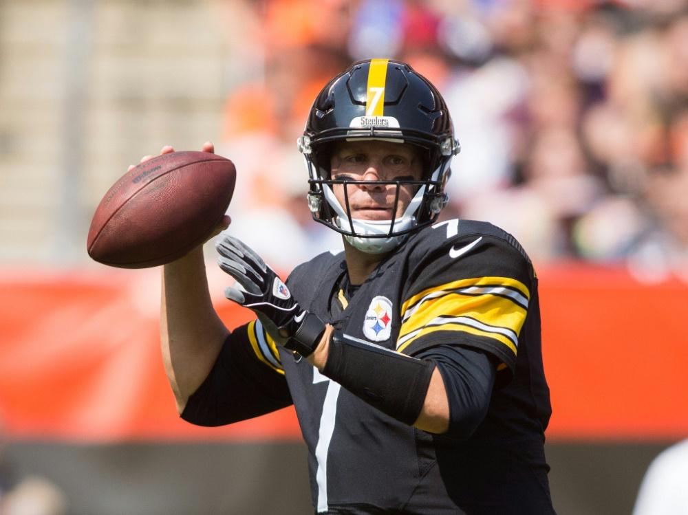 Bleibt den Pittsburgh Steelers treu: Ben Roethlisberger