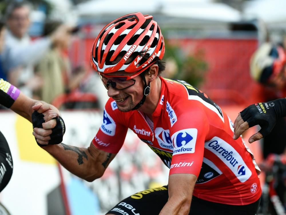Roglic gewinnt als erster Slowene die Vuelta