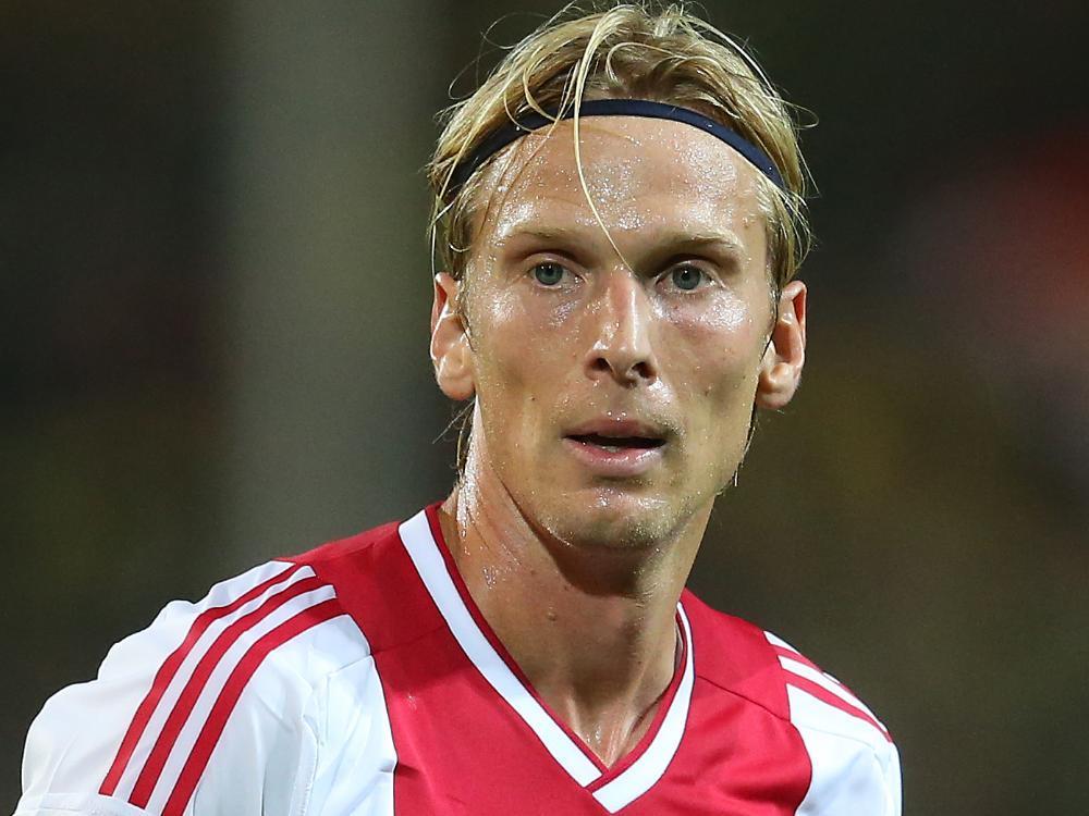 Christian Poulsen verlässt den FC Kopenhagen