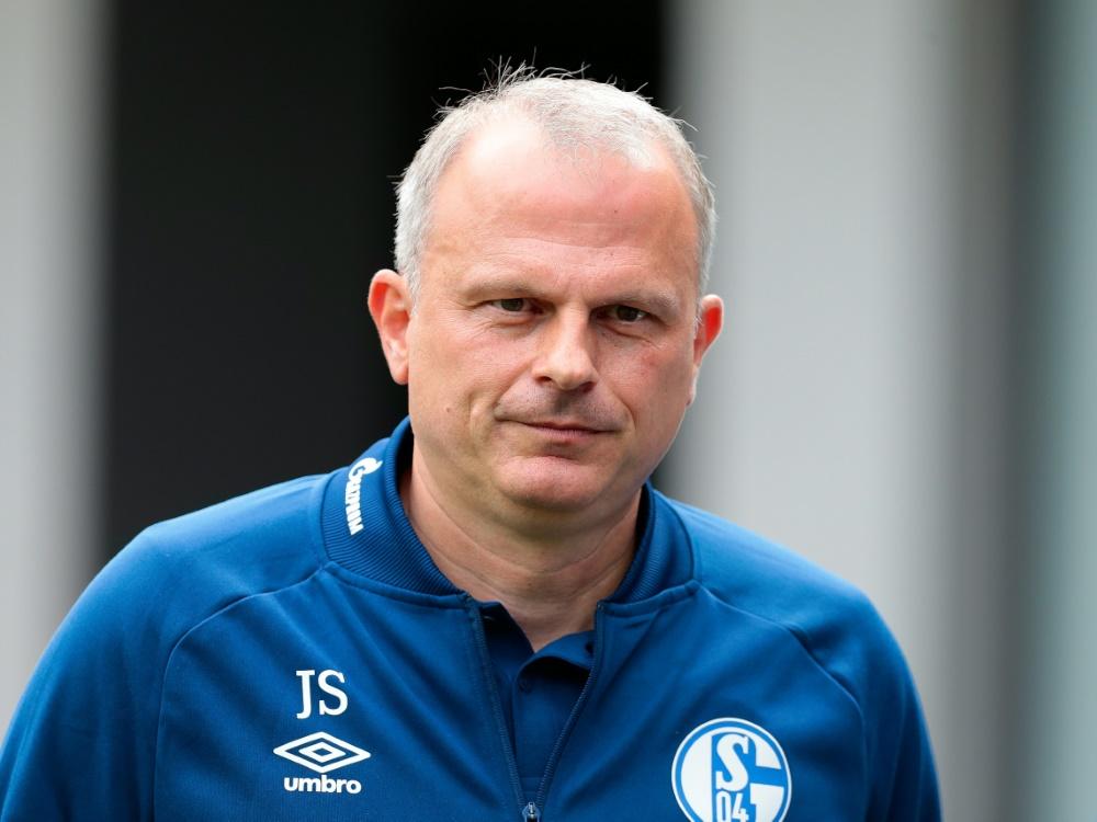 Schalkes Sportvorstand fordert Zivilcourage von den Fans