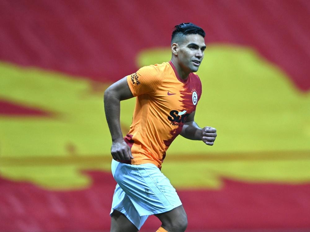 Falcao löste seinen Vertrag bei Galatasaray Istanbul auf