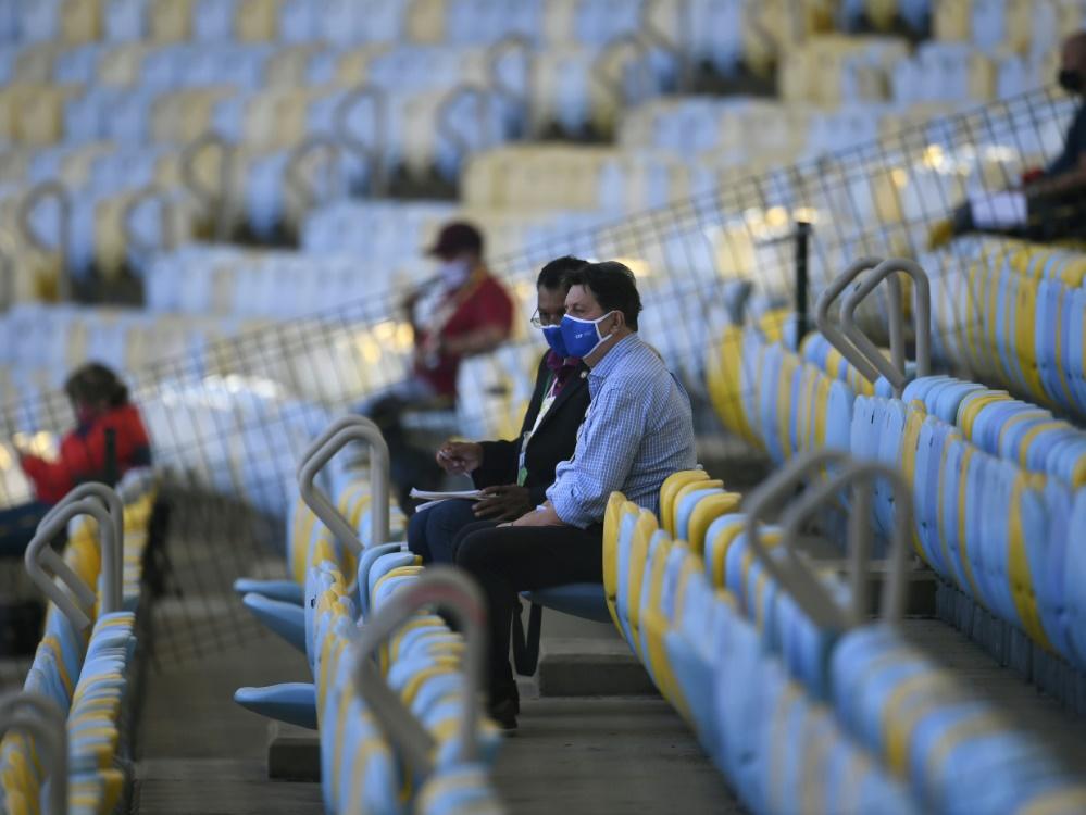 23 Spieler von Goias EC wurden positiv getestet