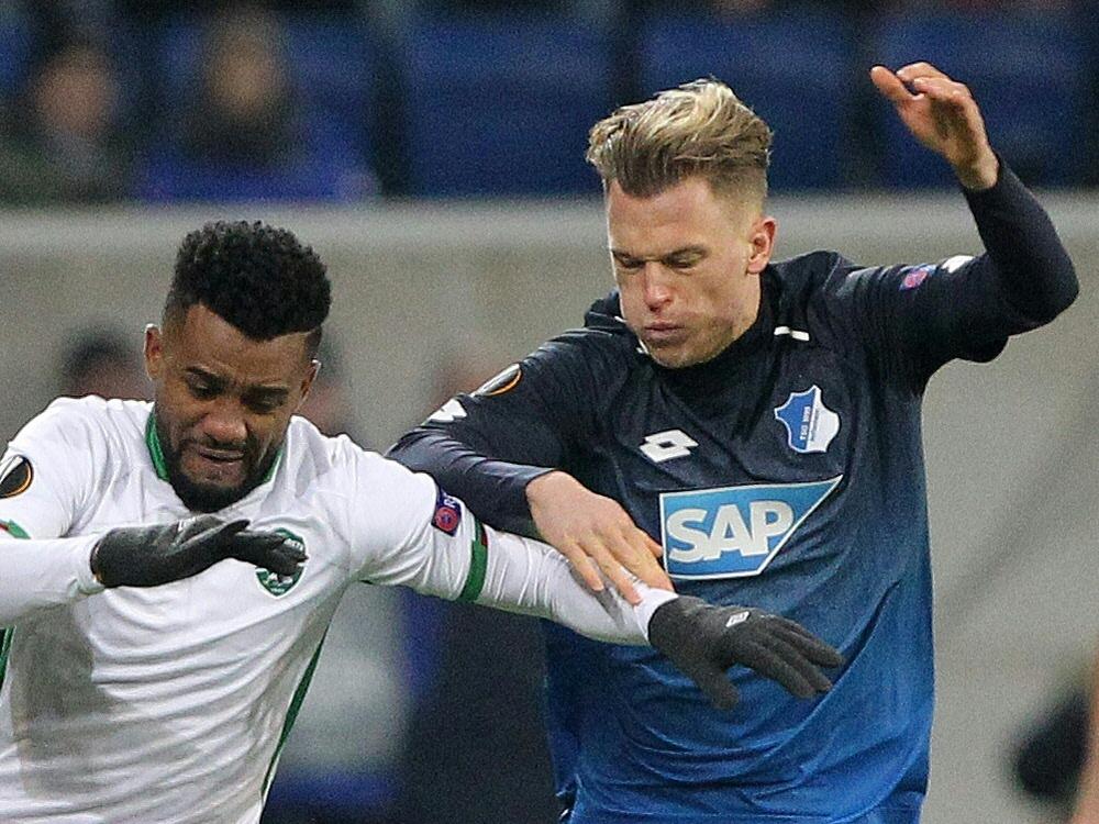 Robin Hack wechselt zum 1. FC Nürnberg