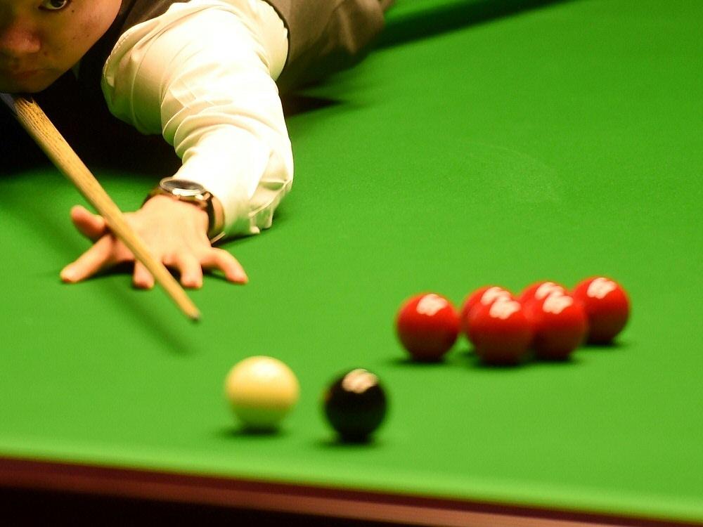Snooker-WM: Das Finale findet mit Zuschauern statt