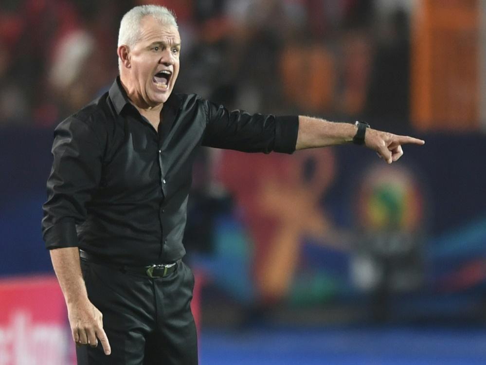Coach Javier Aguirre soll Leganes aus dem Tabellenkeller führen