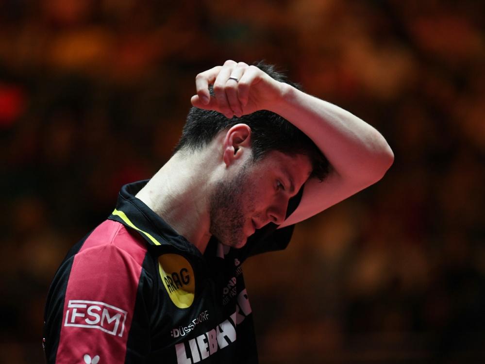 Bleibt ohne Grand-Finals-Sieg: Dimitrij Ovtcharov