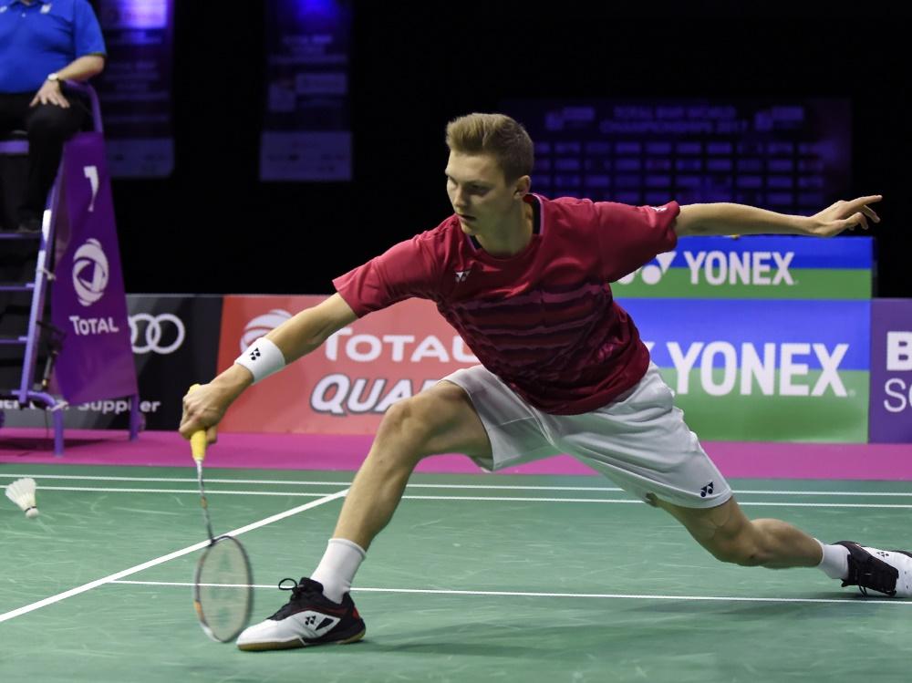 Viktor Axelsen gewinnt den WM-Titel im Einzel