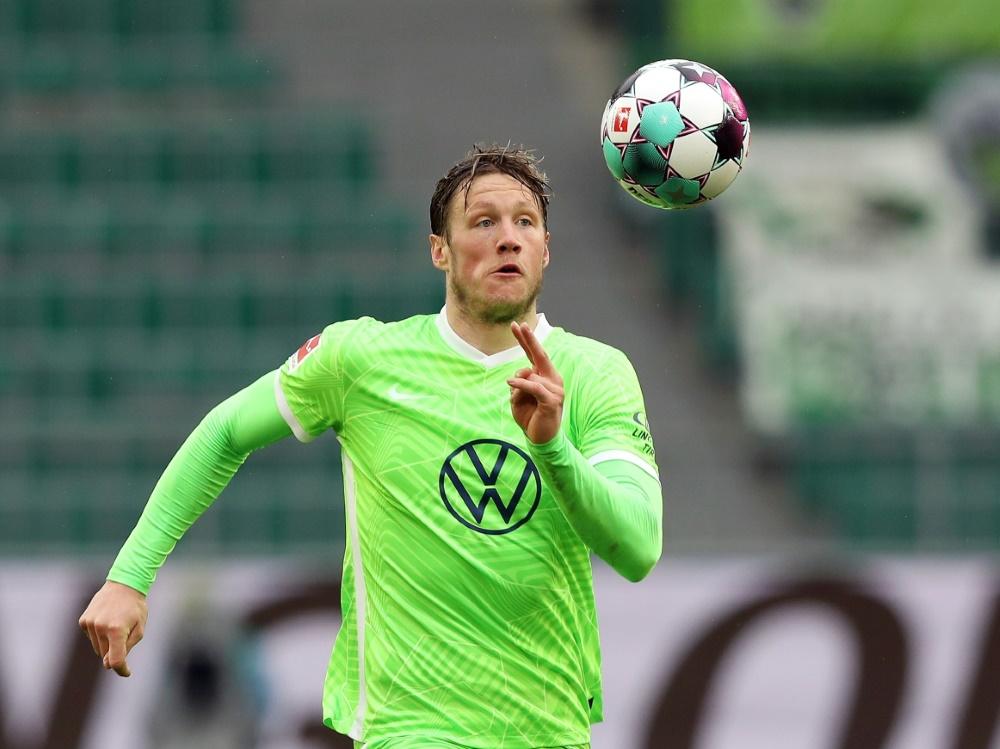 Weghorst trifft für den VfL bei der 1:2 Niederlage
