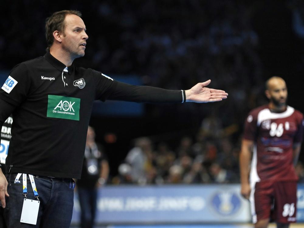 Ex-Trainer Dagur Sigurdsson traut dem DHB-Team viel zu