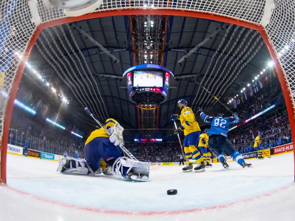 Belarus und Lettland sollen die Eishockey-WM austragen