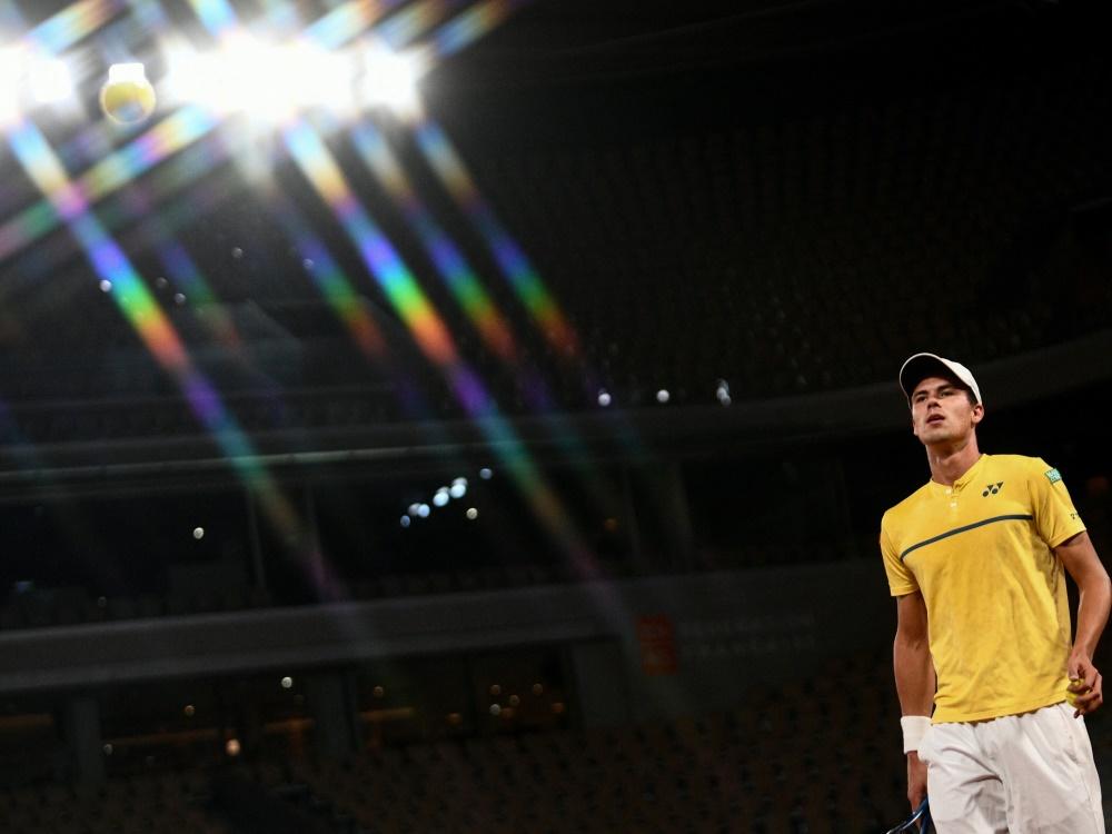 Altmaier kommt seit Roland Garros nicht mehr in Schwung