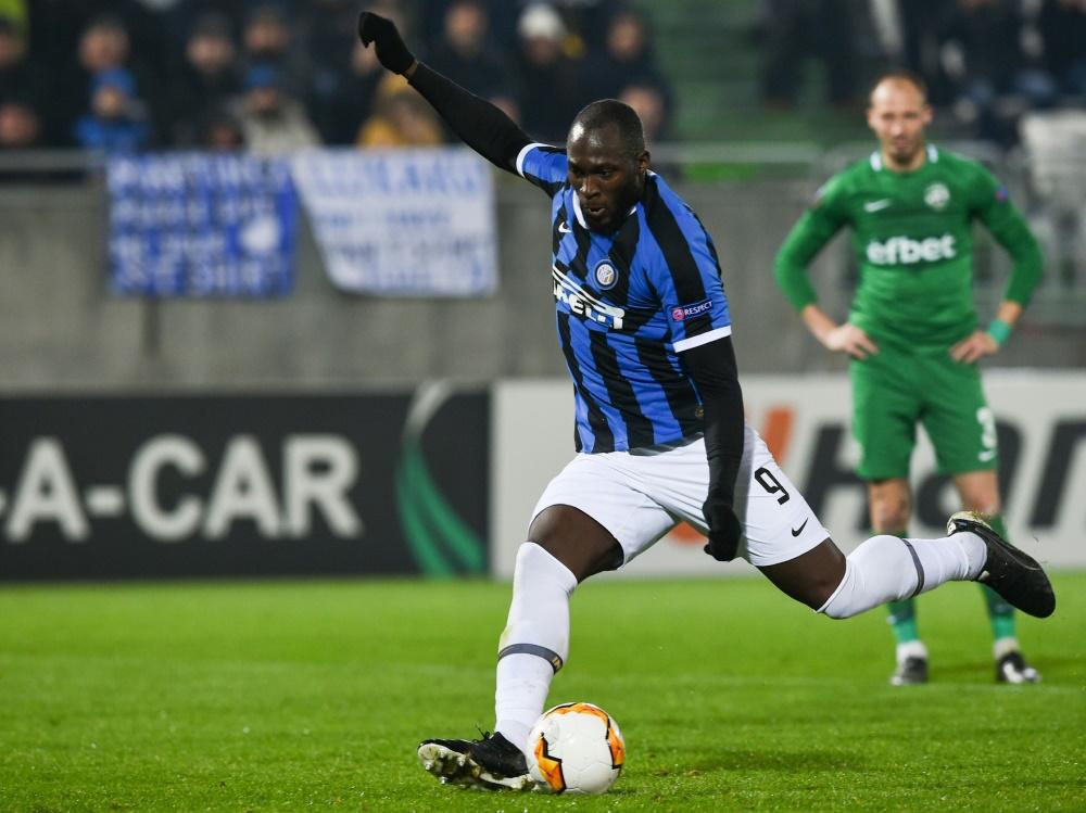 Inters Stars um Romelu Lukaku verzichten auf Gehalt
