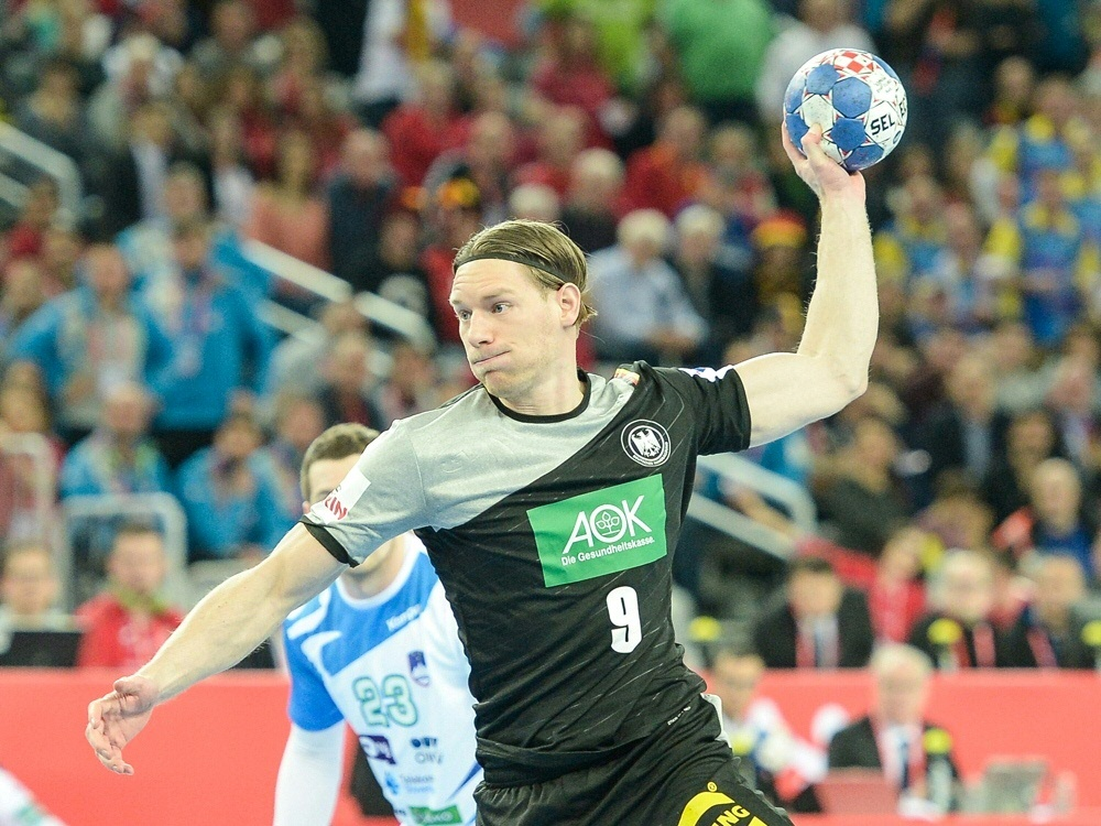 Reichmann ist zurück im Kreis der Nationalmannschaft