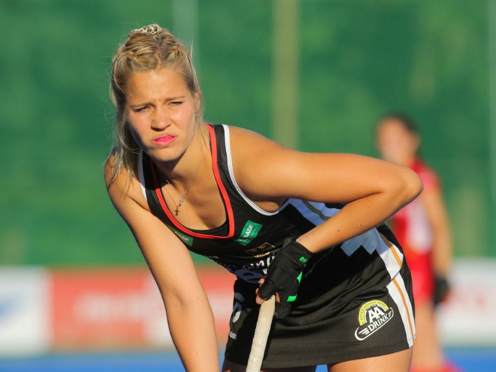 Hannah Gablac erzielte das einzige deutsche Tor