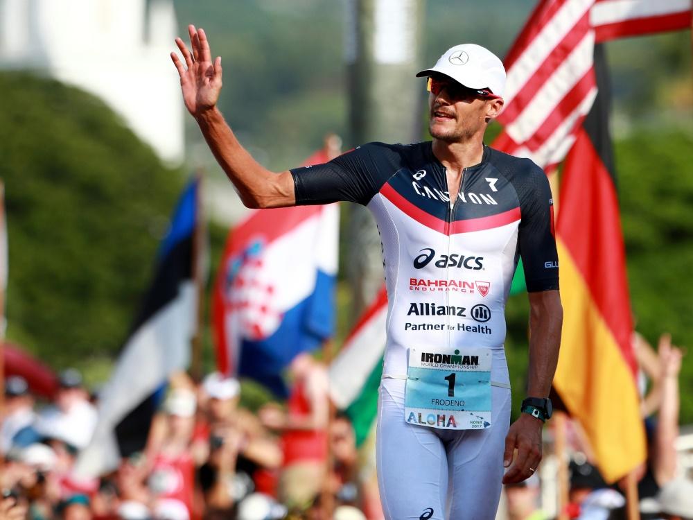 Jan Frodeno wird in Nizza nicht an den Start gehen