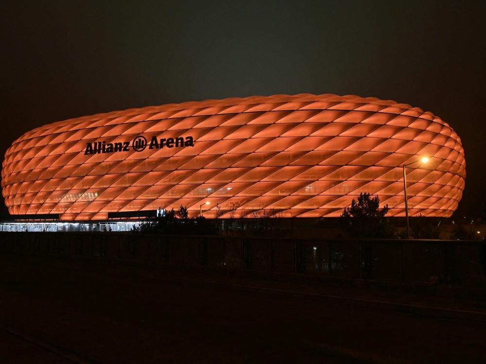 Spielort München: UEFA fasst keinen Beschluss