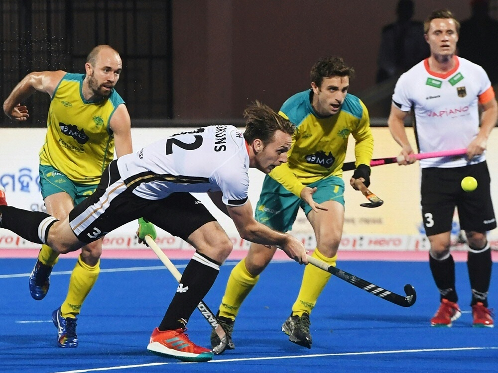 Deutschland unterliegt Australien und verpasst Endspiel der World League