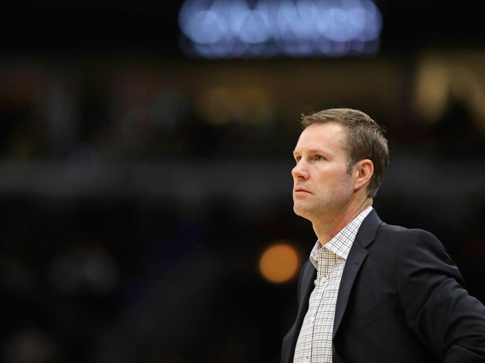 Fred Hoiberg wurde als Coach der Chicago Bulls entlassen