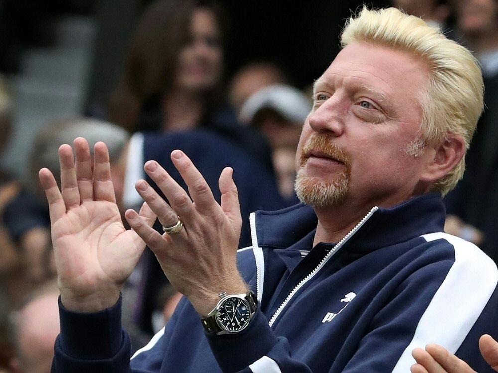 Boris Becker sieht Schüttler als sehr guten Trainer