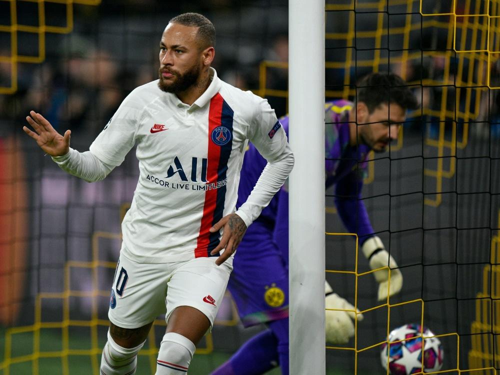 Neymar will sich in diesem Jahr auf den Sport konzentrieren