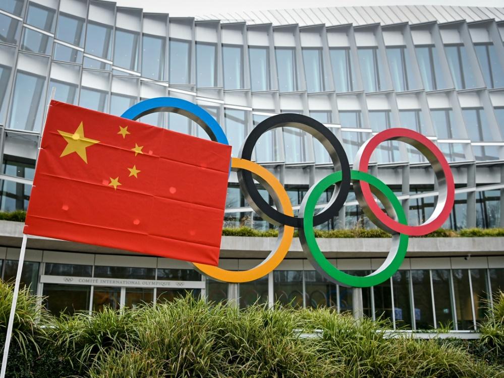 Die Olympischen Winterspiele werden in China stattfinden