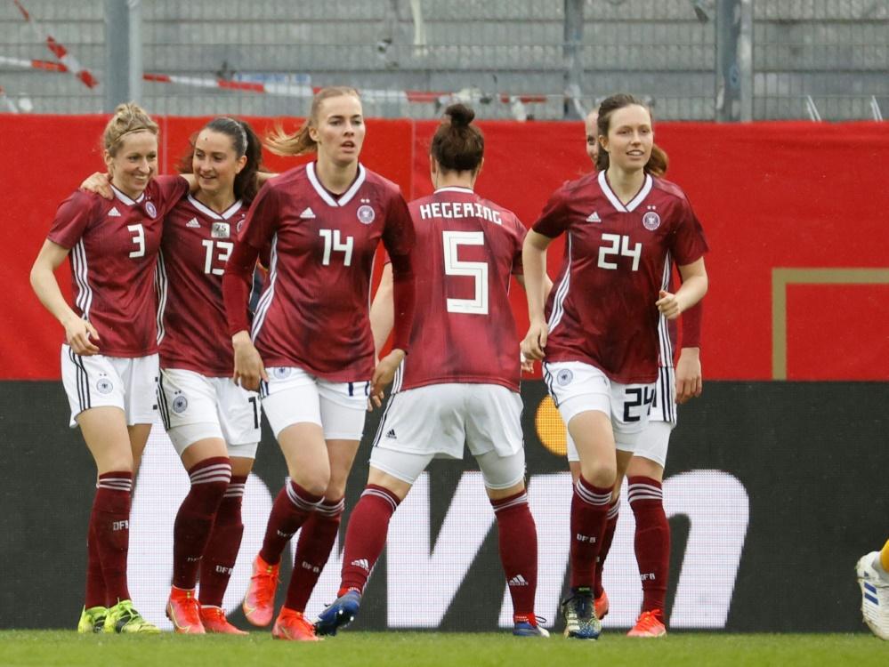 Keine weiteren Corona-Fälle beim DFB-Team der Frauen