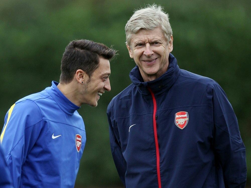 Wenger: Mesut Özil findet zu alter Stärke zurück