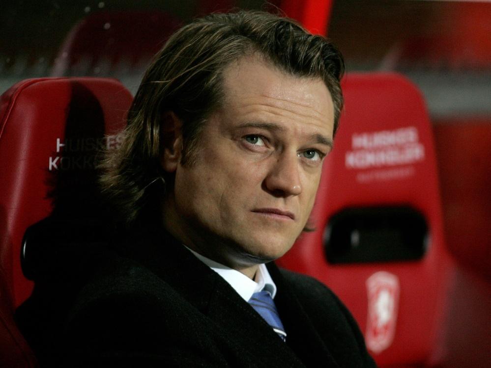 Erik Stoffelshaus tritt als Sportdirektor zurück