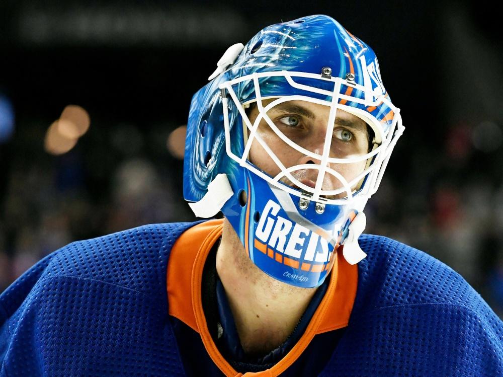 Greiss überzeugt beim Sieg der New York Islanders
