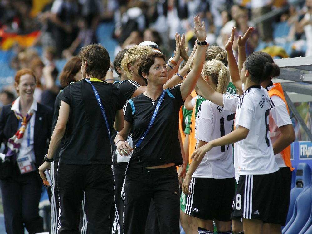 DFB-Frauen gegen Gastgeber Kanada gefordert