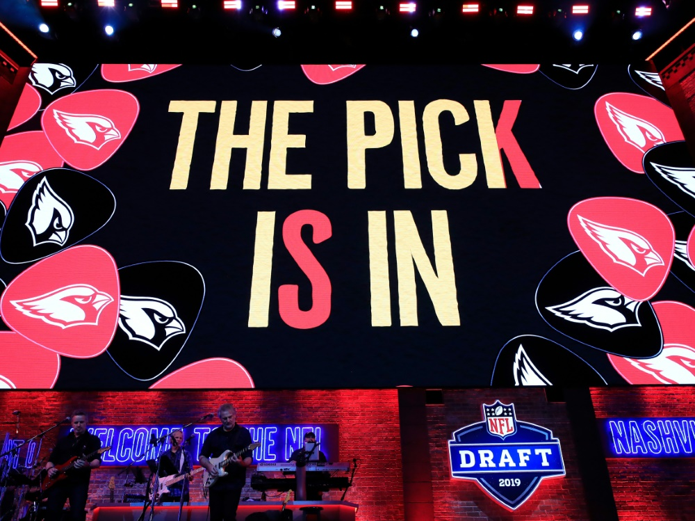 Der NFL-Draft findet 2021 in Cleveland statt