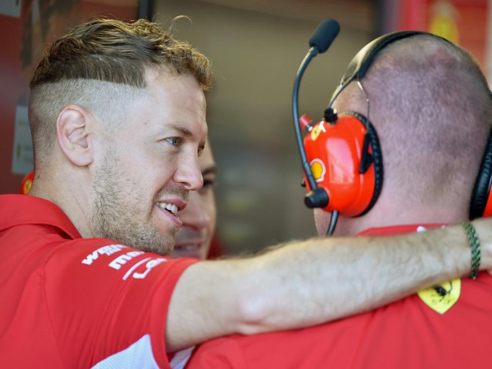 Sebastian Vettel Neue Frisur