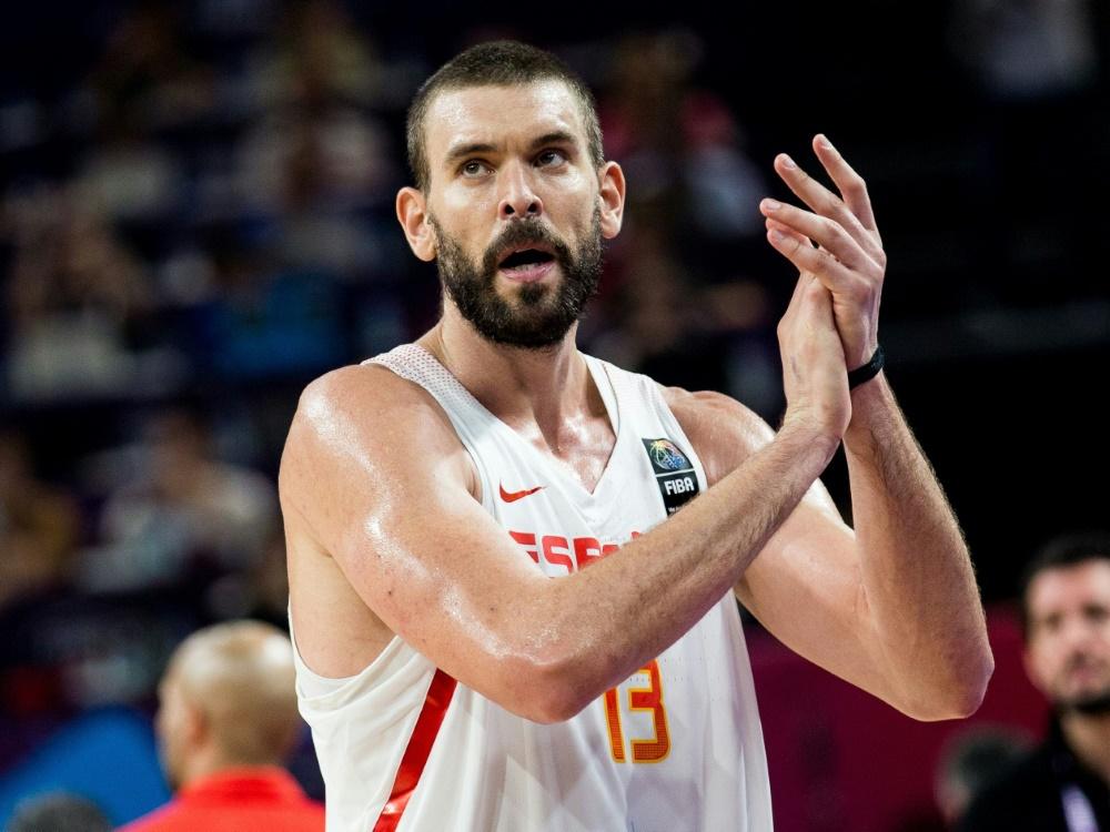 Spanien fährt mit vier NBA-Stars zur WM