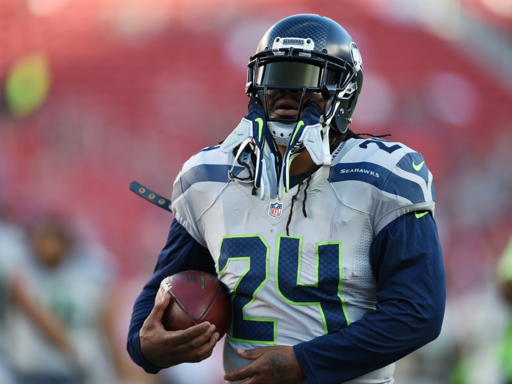Lynch fehlt den Seahawks vorerst