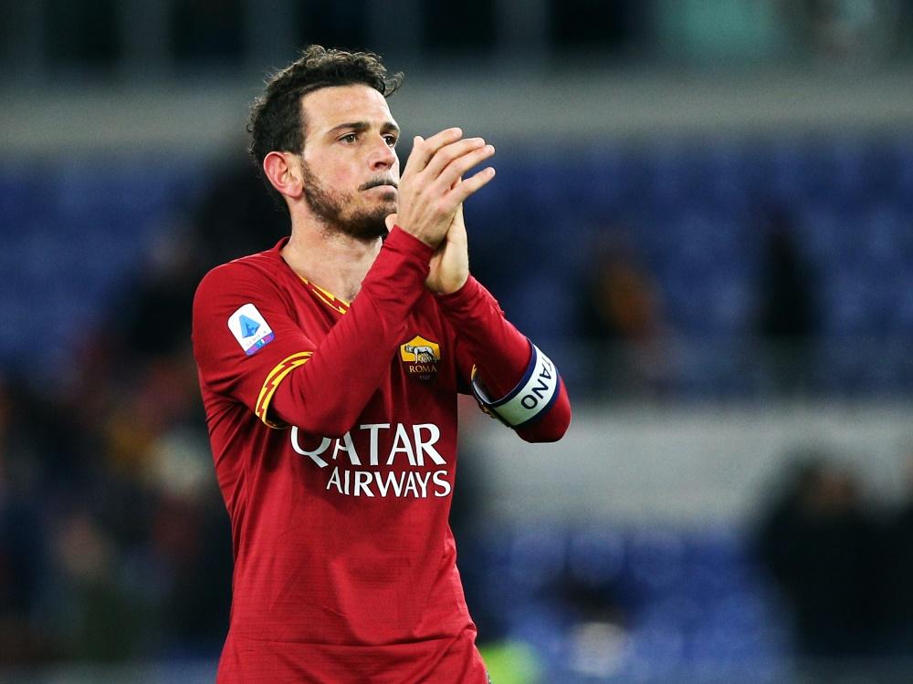 Florenzi kommt auf Leihbasis von der AS Rom