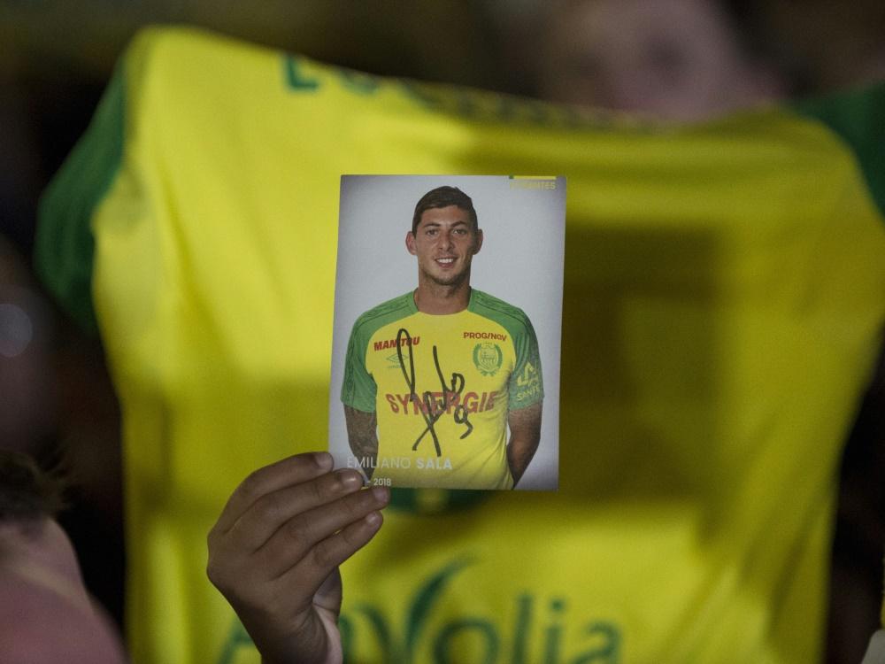 Emiliano Sala starb tragisch