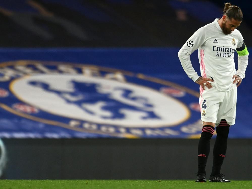 Sergio Ramos wird wahrscheinlich für die EM ausfallen
