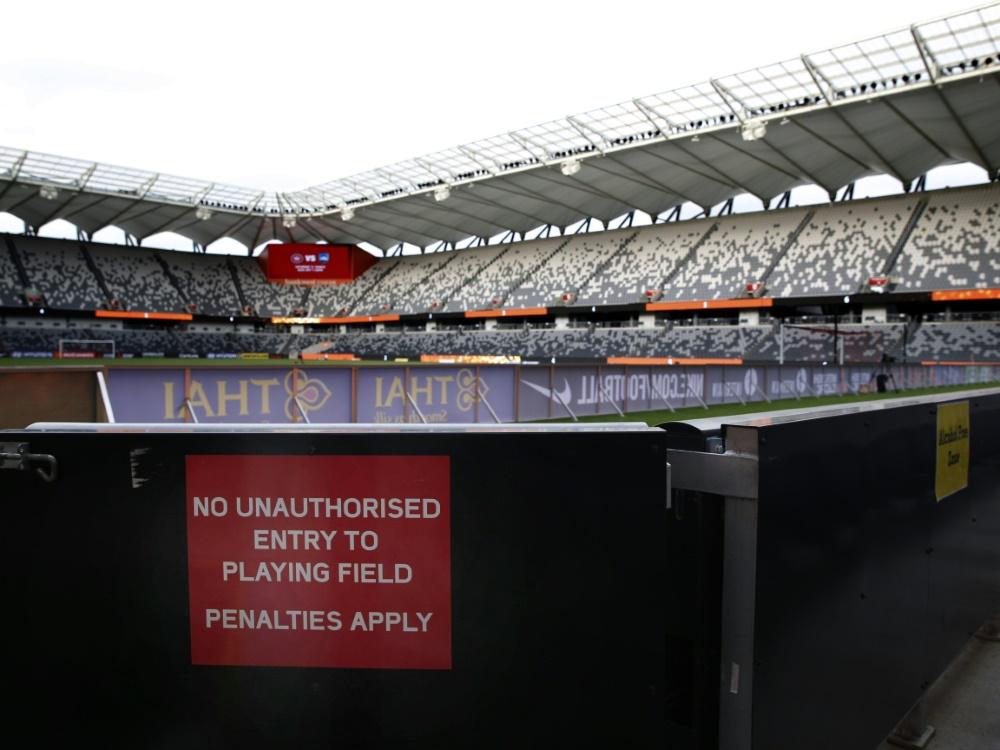 A-League soll fortgesetzt werden